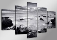 Canvas tavla 160x80 cm, 5-set, 5513