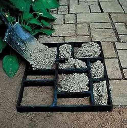 plastformar till betong
